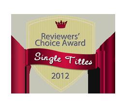 2012 Reviewers Choice Award